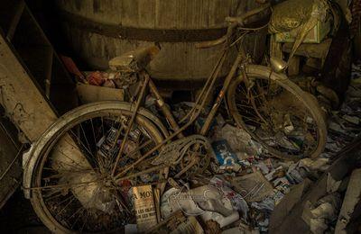 La vieille bicyclette - URBEX ...