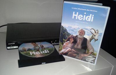 [Concours] Heidi : retrouvez la plus attachante des héroïnes en DVD (sortie le 10/06, #concours jusqu'au 19/06)