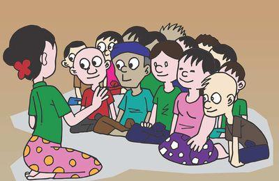 [Famille Online] Centre de loisirs : que du bonheur pour nos #EnfantsOnline !
