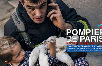 [Sortir] Pompiers de Paris : découvrez l'exposition « Notre mission : Sauver » à l'Hôtel de Ville !