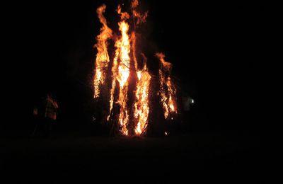 Les feux figots pour chasser l'hiver