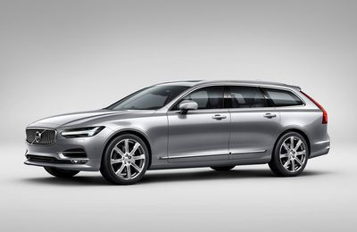 "Volvo V90 ""Shooting Break"""