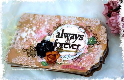 "Mini ""Always and forever""+video DT La Bulle à Scrap"