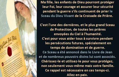 Du nouveau au sujet de Maria de la Divine Miséricorde.