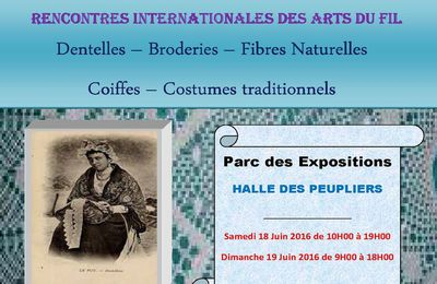 Rencontres internationales des arts du fil