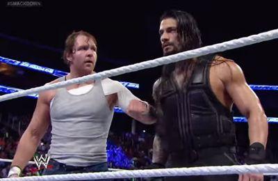[ NEWS ] Avenirs de Roman Reigns et Dean Ambrose