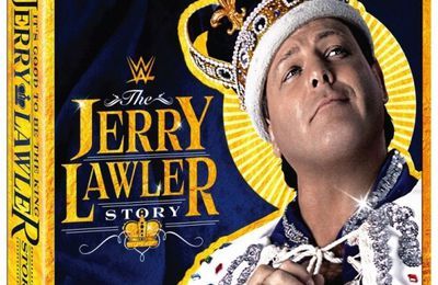 [ NEWS ] Trailer et couverture du DVD sur Jerry Lawler