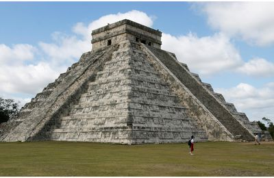 Chichen Itza - Mexique