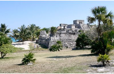 Tulum - Mexique