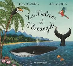 L'histoire de la baleine mon mari et de l'escargote son amie