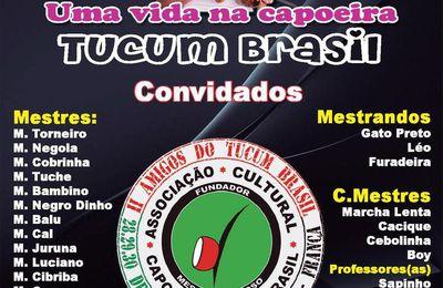 II Amigos do Tucum Brasil - 28, 29, 30 de Outubre 2016.
