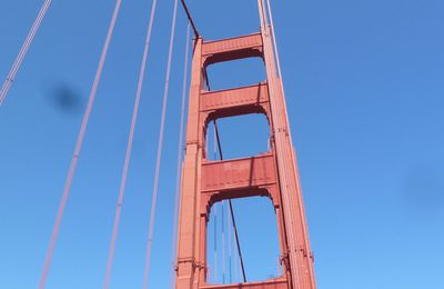 San Francisco: le Golden Bridge
