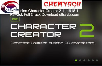 iClone Character Creator 2.11.1918.1(CREA TUS CHARACTERS PARA ICLONE)