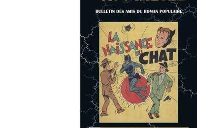 Revue Rocambole N°73 : Héros illustres et illustrés populaires.