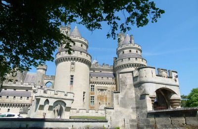 La France est belle.....Pierrefonds un bijou !