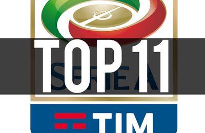 TOP 11 della SERIE A