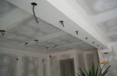 Réseau de lumières dans la maison!