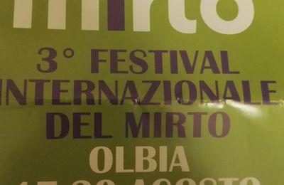 Mirtò, in Sardegna inizia la festa del liquore sardo