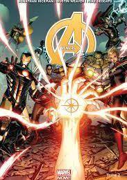 Avengers : le dernier instant blanc (tome 2) - Hickman, Jonathan