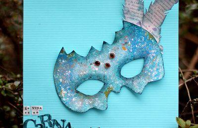Carnaval - Challenge DT Infocrea