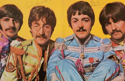 Sgt. Pepper des BEATLES a 50 ans !