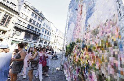 Actualité sur les petits carrés Monet...