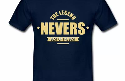 T Shirt Bourgogne The Legend Nevers HBM