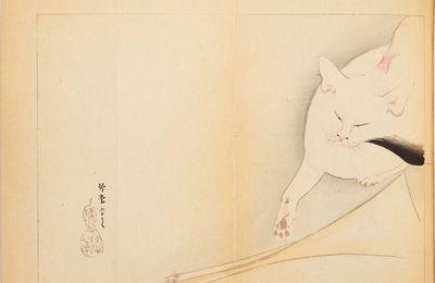 Le graphisme au Japon il y a... un siècle !