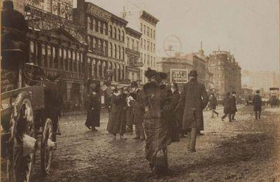Qu'aurait donné Google Maps en 1910 ?