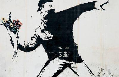 Banksy à la Réserve !