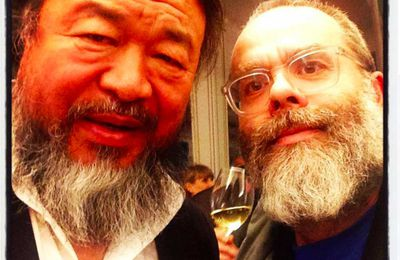 Happy birthday, Mr Ai Wei Wei !