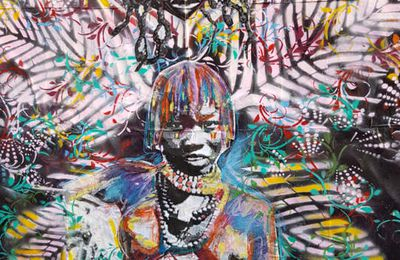 Ma street-artiste au Canada