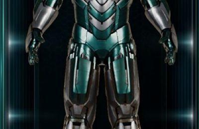 Les armures d'Iron-Man (3)