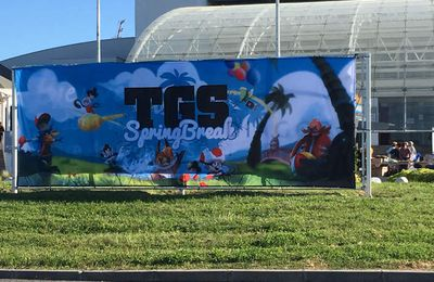 TGS Springbreak 2017 (22 et 23 Avril)