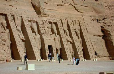 EGYPTE Abou Simbel