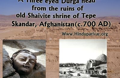 Hindu History Of Afghanistan Before the Islamic conquest of Afghanistan