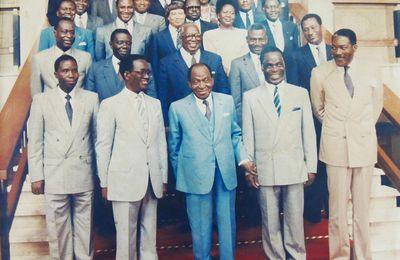 15ème Gouvernement de la République de Côte d'Ivoire