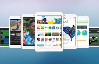 iPad Air   Apple lays down the gauntlet for 2014's tablets with a stunning