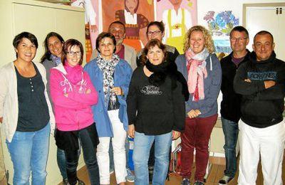 Le télégramme - Amicale laïque. Un concours de belote pour démarrer