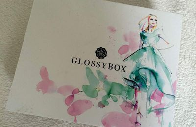 Glossy Box du mois d'avril