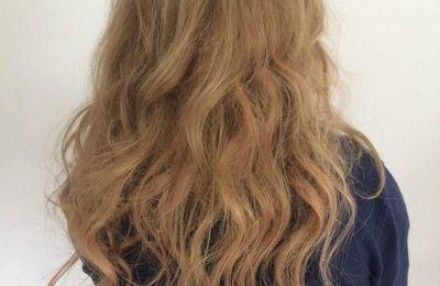 Revue sur les extensions adhésives Exten's Hair