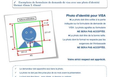 Le studio Choi Photos est le spécialiste photo d'identité pour le #visa du #Japon