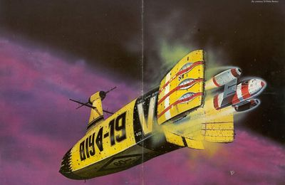 Chris Foss - Planet of the Dying Sun...