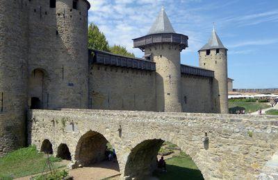 Remparts de la cité médiévale