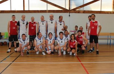 Match des BTT Sports contre CEST 4 27-05-2015