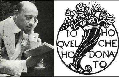 Il pensiero di Gabriele D'Annunzio