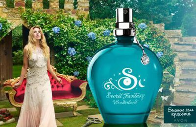 Review fragranza AVON Secret Fantasy Wonderland