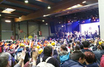 Parole de la JOC lors du rassemblement national à Paris le 15 avril 2017 « Jeunes privés d'emploi digne : Nous ne sommes rien ? Soyons tout ! »