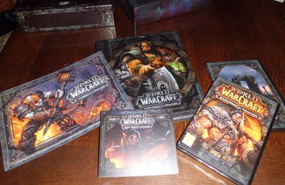 Unboxing: World of Warcraft - Warlords of Draenor Edition collector