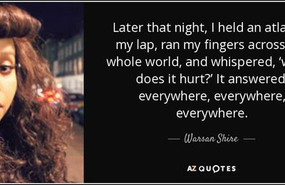 Home - Warsan Shire
